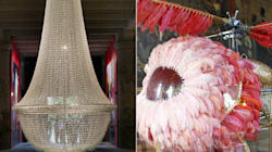 Lámpara de tampones, no; nave con plumas, sí: Vasconcelos en Versalles