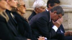 De nombreuses personnalités aux obsèques de Thierry