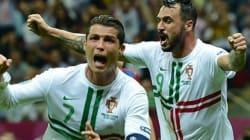 Euro-2012: le Portugal accède aux demi-finales