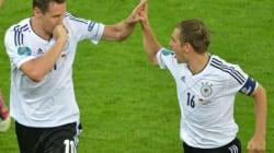 Allemagne-Grèce avec le meilleur (et le pire) du