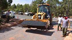 Opération Orange: les chantiers sur les routes