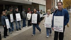 PSAC's Latest Protest: 'Government