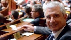 Bartolone devient le 12e président de l'Assemblée