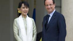 Le soutien de Hollande à la
