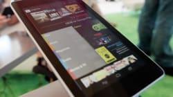 La Nexus 7 de Google relance la bataille des