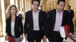 L'avocat de Jérôme Kerviel arrive au tribunal avec un œil au beurre noir et... Tristane