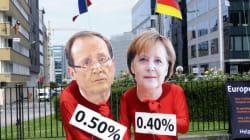 Hollande et Merkel cèdent aux demandes de l'Espagne et de