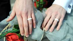 2013, l'année du mariage