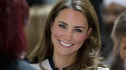Kate Middleton va dormir