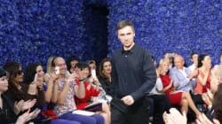 Le premier défilé de Raf Simons chez Dior vu de