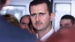 Bachar el-Assad regrette à