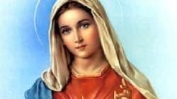 Une Vierge qui s'illumine attire des centaines de curieux en
