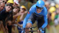 Le Canadien Hesjedal abandonne le Tour de France