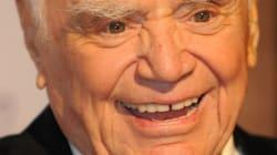 L'acteur américiain Ernest Borgnine est