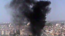 Syrie: bombardement d'une localité dans le centre du