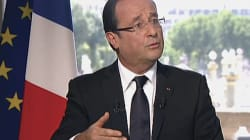 Interview de François Hollande: le