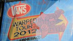 Le Vans Warped Tour à Montréal : Crever pour le rock !