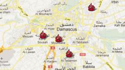 Syrie : des blindés dans