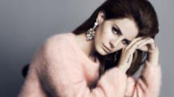 Lana Del Rey est le nouveau visage de