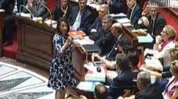 Robe à l'Assemblée: Duflot regrette sa
