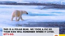 Greenpeace détourne Shell sur le