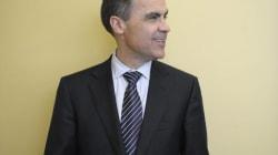 Mark Carney va diriger la Banque