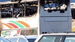Six touristes israéliens tués dans l'explosion de leur autocar en