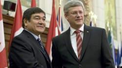 Élection partielle lundi au Labrador: Penashue se fera-t-il