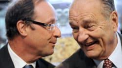 Quand François Hollande rencontre Jacques