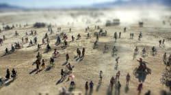 Burning Man 2015 : les photos des dernières