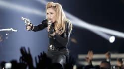 Madonna se fait rappeler à l'ordre pour un