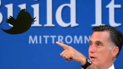 Romney a-t-il acheté des followers sur Twitter