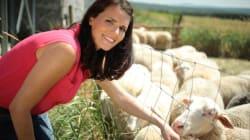 Portes ouvertes sur les fermes du Québec: rendez-vous avec Marie-Eve Janvier