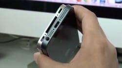 iPhone 5: incompatible avec les anciens accessoires ?