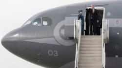 Ottawa a voulu refaire une beauté à l'avion de Stephen