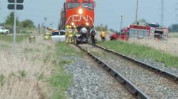 Projet ferroviaire dans le Nord avec la Caisse: le CN lance un