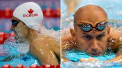 Jeux olympiques de Londres: journée difficile pour les nageurs canadiens à la piscine