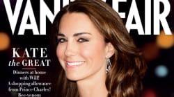 Kate Middleton, la célébrité la mieux habillée selon «Vanity Fair»