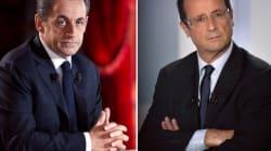 Présidentielle: Hollande et Sarkozy, en tête pour les dépenses de