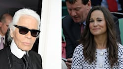 Karl Lagerfeld To Pippa Middleton: 'She Should Only Show Her