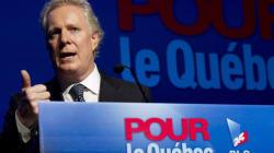 Jean Charest lance un appel aux urnes pour le 4