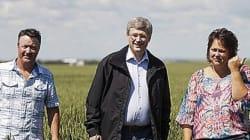 Ottawa pardonne à des fermiers qui avaient défié la loi de la