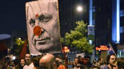 La 100e manifestation nocturne pour le 1er jour de la campagne