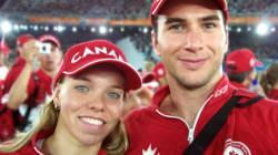 Sweet Canadian Olympian Couple Karen Cockburn And Mathieu
