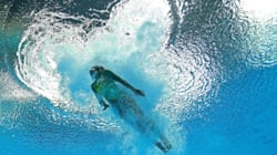39 impresionantes imágenes acuáticas de los Juegos