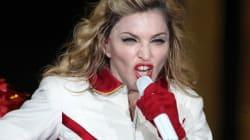 À Moscou, Madonna prie pour la libération des Pussy
