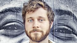 LOOK: Dan Mangan Takes A