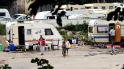 Deux ados tué par une voiture près d'un camp de roms à