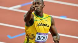 La foudre Bolt frappe toujours deux