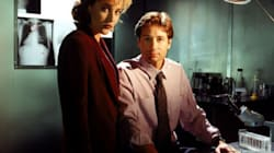 Mulder avec Scully